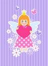 Free Cute Princess Stock Image - 17988411