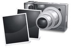 Free Photo Camera With Sliding Stock Photo - 17981070