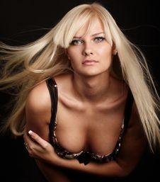 Free Beauty Girl Stock Photos - 17981523