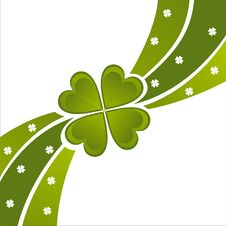 Free St. Patrick S Day Background Royalty Free Stock Photos - 17983188