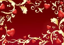 Free Background Valentine S Day Royalty Free Stock Photo - 17984665