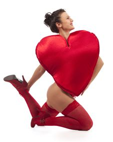Free Queen Of Hearts Royalty Free Stock Image - 17984826