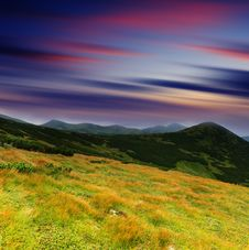 Free Mountain Landscape Stock Photo - 17984930