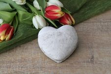 Free Ceramic Heart Stock Photo - 17985210