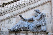 Free Rome - Campidoglio (The Capitoline Hill) Stock Photos - 17985373
