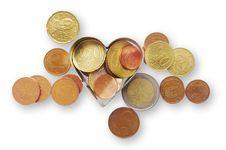 Free Coins. Stock Photos - 17985483