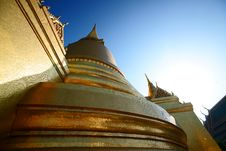 Free Temple Of The Emerald Buddha Stock Images - 17986164