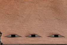 Free Old Roof Tops Royalty Free Stock Photography - 17986167