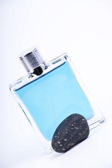 Free Parfume Bottle Royalty Free Stock Image - 17986396