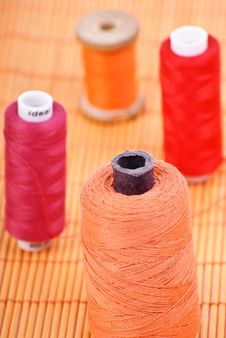 Free Colored Threads Stock Photos - 17986523