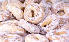 Free Ring Bagels Stock Photography - 17986602
