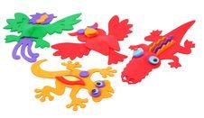 Free Toy Set Royalty Free Stock Photo - 17986715