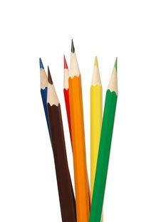 Free Color Pencils Stock Photos - 17987853
