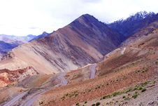 Free Colorful  Ladakh Scenic Royalty Free Stock Photography - 17988397