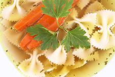 Free Chicken Soup Stock Images - 17988954