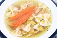 Free Chicken Soup Royalty Free Stock Image - 17989156