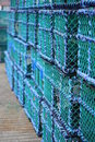 Free Lobster Pots (Creels) Stock Photo - 17991700
