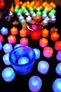 Free Candle Lights Stock Image - 17997851