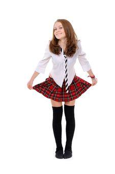 Free Beautiful Teenager Royalty Free Stock Photography - 17990167