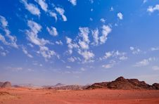 Free Wadi Rum Stock Photo - 17990570