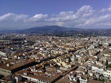 Free Florence Skyline Stock Photography - 17990572