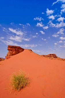 Free Wadi Rum Stock Image - 17990711