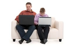 Free Father And Son Stock Images - 17991674