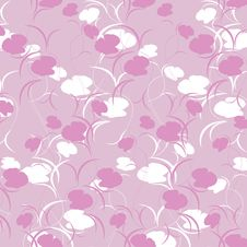 Free Floral Background Stock Image - 17992431