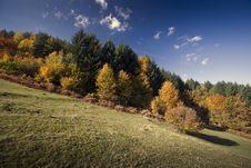Free Autumn Landscape Stock Photography - 17992472