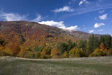 Free Autumn Landscape Stock Photography - 17992552