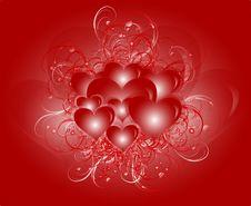 Free Hearts Stock Photo - 17994190