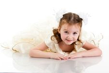 Free Little Bride Royalty Free Stock Image - 17994196