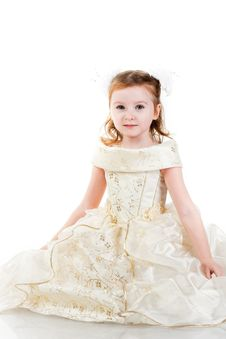 Free Little Bride Stock Photos - 17994263