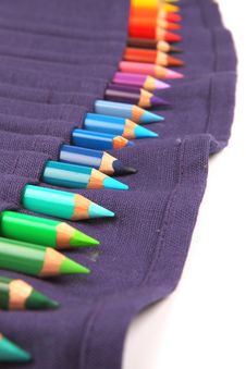 Free A Set Of Pencils In The Pack Royalty Free Stock Photo - 17996085