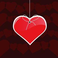Free Heart Royalty Free Stock Photos - 17998098