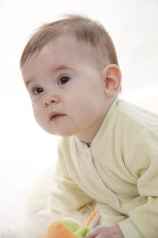Free Baby. Royalty Free Stock Image - 17999306