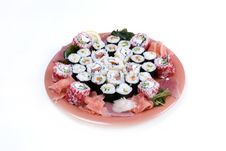 Free Traditional Japanese Food Royalty Free Stock Image - 17999586