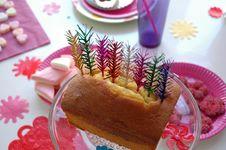 Free Festive Cake Royalty Free Stock Image - 180696