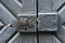 Free Door Handle Royalty Free Stock Photos - 181108