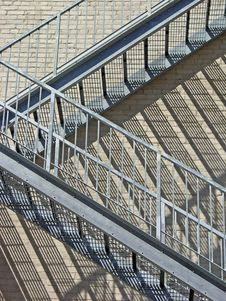 Free Stairs Royalty Free Stock Image - 182096