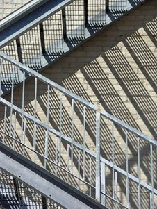 Free Staircase Closeup Royalty Free Stock Images - 182099