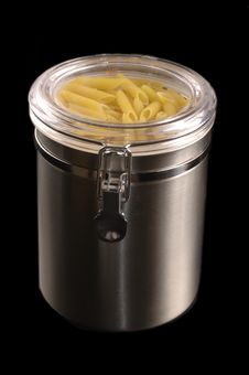 Free Stainless Steel Kitchen Container Stock Photo - 182840