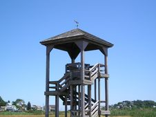 Free Observation Tower Royalty Free Stock Image - 183646
