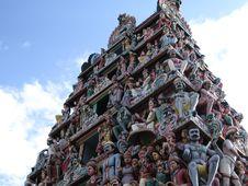 Free Hindu Temple Stock Photo - 183870
