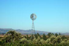 Free Windmill Stock Photography - 186502