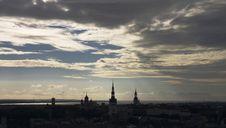 Free Tallinn View From Radisson SAS Hotel Royalty Free Stock Images - 187079