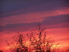 Free Sunset Royalty Free Stock Photos - 187348
