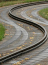 Free Traintrack Stock Photography - 1808412