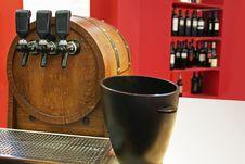 Free Wine Tun Royalty Free Stock Photo - 1800335