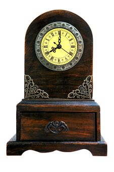 Free Old Clock Stock Photography - 1801382